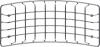 ВК0701  Корзина  (нерж. сталь)